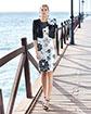 Vestidos de Fiesta y Cocktail. Colección Primavera Verano Completa 2020. Sonia Peña Couture - Ref. 1201004