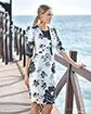 Vestidos de Fiesta y Cocktail. Colección Primavera Verano Completa 2020. Sonia Peña Couture - Ref. 1201004B