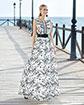 Vestidos de Fiesta y Cocktail. Colección Primavera Verano Completa 2020. Sonia Peña Couture - Ref. 1201007