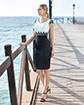 Vestidos de Fiesta y Cocktail. Colección Primavera Verano Completa 2020. Sonia Peña Couture - Ref. 1201008